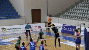 Efeler Ligi: Bingöl Solhan Spor: 0 - İnegöl Bld.: 3