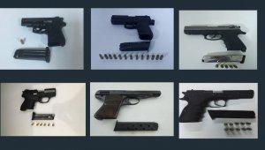 Elazığ polisi göz açtırmıyor bir haftada 22 şüpheli tutuklandı