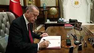 Erdoğan'ın imzasıyla Merkez Bankası Başkan Yardımcılığı'na atama yapıldı