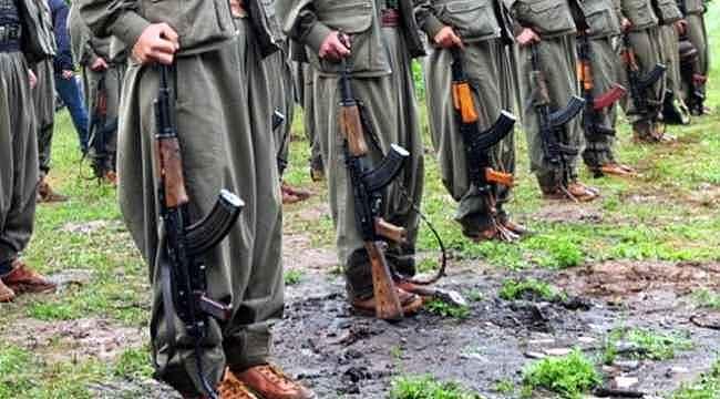 Ermenistan temmuz ayında terör örgütü PKK ile anlaştı, 300 teröristi sınırda eğitim için kullandı