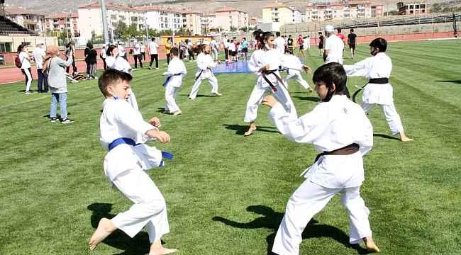Erzincan'da Avrupa Hareketlilik Haftası kutlandı