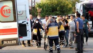 Erzincan'da iki kişiyi tabancayla vurarak yaralayan zanlı tutuklandı