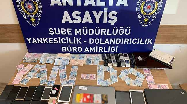 Eskort sitesiyle 94 kişiyi 84 bin lira dolandırdılar