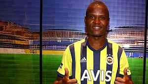 Fenerbahçe'nin Samatta paylaşımındaki
