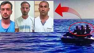 FETÖ'cü kaçaklara Yunan kazığı... Denizin ortasına bırakmışlardı