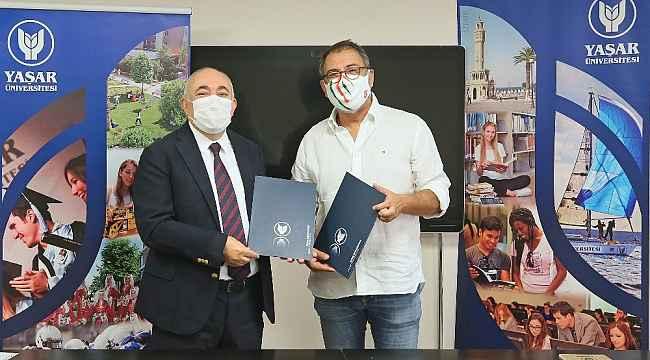 Filede Yaşar Üniversitesi-KSK dayanışması