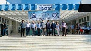 Finanskamp 2020 Nazilli Belediyesi sponsorluğunda başladı