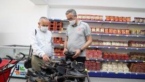 Gaziemir Belediyesinden uzaktan eğitime destek