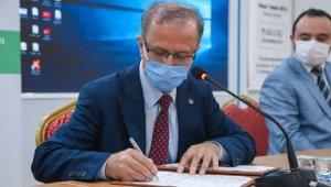 Gaziosmanpaşa Belediyesi ile Medeniyet Üniversitesi arasında sanatta iş birliği protokolü