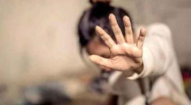 Genç kadına çocuklarının gözü önünde tecavüz ettiler