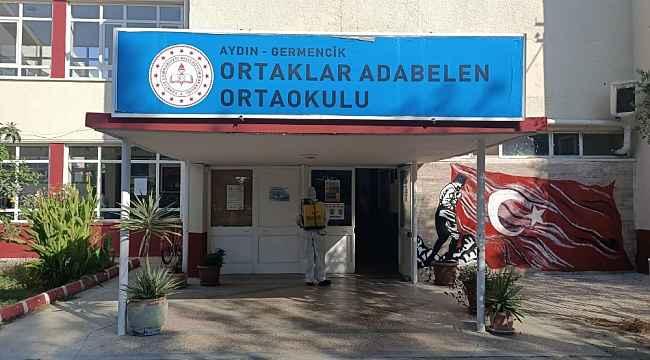 Germencik Belediyesi'nin Korona virüs ile mücadelesi sürüyor