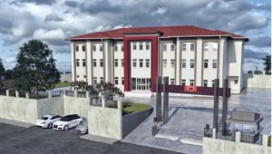 Gerze Jandarma Komutanlığı Hizmet Binası tamamlandı