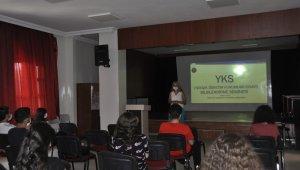 GKV'de 2021 YKS için doğru bilgilendirme semineri