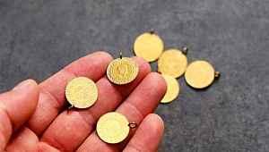 Gram altın 464 lira seviyelerinden işlem görüyor