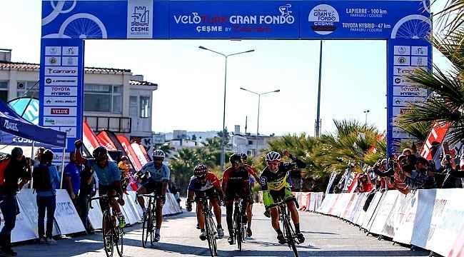 Gran Fondo Çeşme bisiklet yarışları iptal edildi