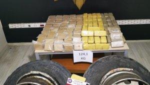 Hakkari'de 153 kilo 300 gram eroin ele geçirildi