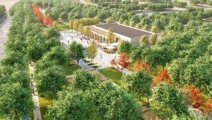 Haliliye'deki Millet Bahçesi projesi
