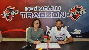 Hekimoğlu Trabzon FK, Burhan Eşer ile sözleşme imzaladı