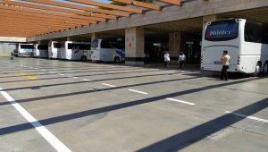 HES kodu olmadan yolcu taşıyan 2 farklı firmanın 2 otobüsü 10 gün men edildi
