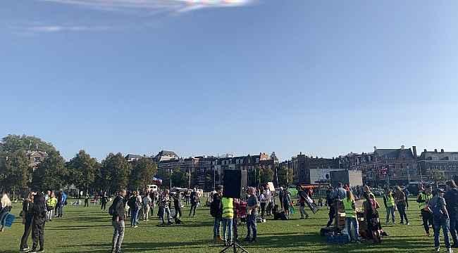 """Hollanda'da """"pedofili"""" yanlısı siyasi parti infiale neden oldu"""