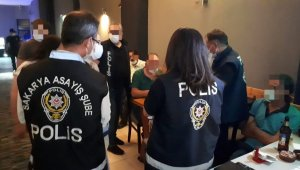Huzur uygulamasında kesinleşmiş hapis cezası ve aranması bulunan 15 kişi yakalandı