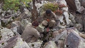 """İçişleri Bakanlığı: """"Iğdır'da 2 kadın terörist sağ olarak ele geçirildi"""""""