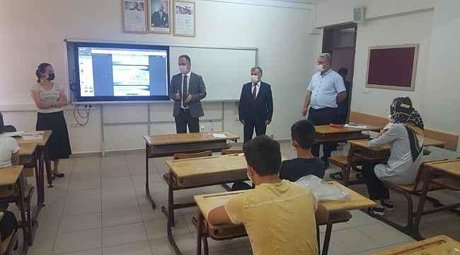 """İl Milli Eğitim Müdürü Esen: """"Okullar yeni eğitim ve öğretim yılına hazır"""""""