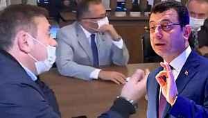 İmamoğlu ile Taksiciler Odası yöneticileri arasında 6 bin taksi tartışması