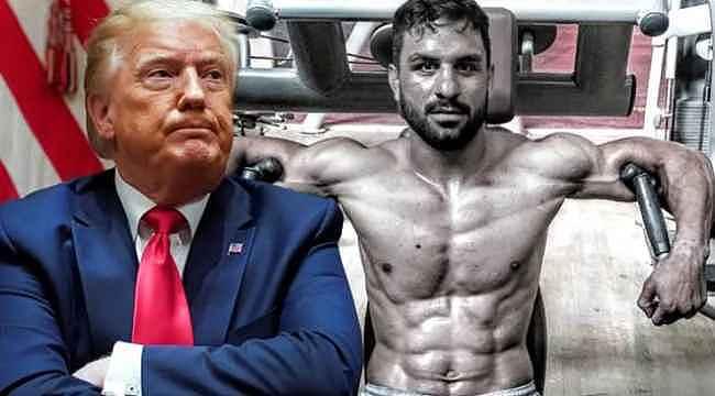 İran'da milli güreşçinin idamını Trump bile durduramadı! Bu sabah astılar