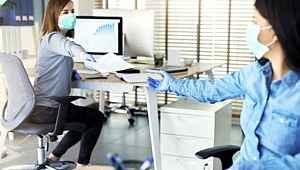 İş yerinde alınan koronavirüs tedbirlerine uymayan işçi tazminatsız kovulabilir
