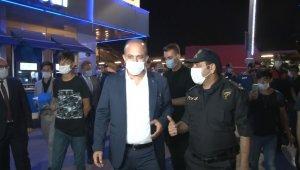 İstanbul'da Yeditepe Huzur uygulamasına İl Emniyet Müdürü Zafer Aktaş da katıldı