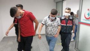 Jandarmadan uyuşturucu tacirlerine operasyon