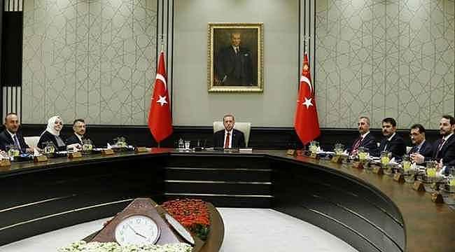 Kabine bugün toplanıyor... Cumhurbaşkanı'nın sinyalini verdiği kısıtlamalar masada