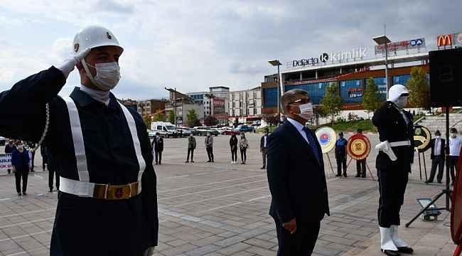 Karabük'te 'Gaziler Günü' kutlaması