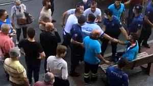 Karton toplama kavgasında kan döküldü, ortalık karıştı - Bursa Haberleri