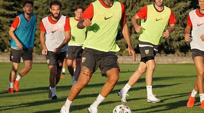 "Kayserisporlu Miguel Lopes: ""Asla pes etmek yok"""
