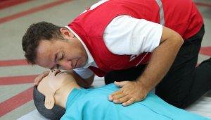 Kızılay'dan pandemi sürecinde de ilk yardım seferberliği - Bursa Haberleri