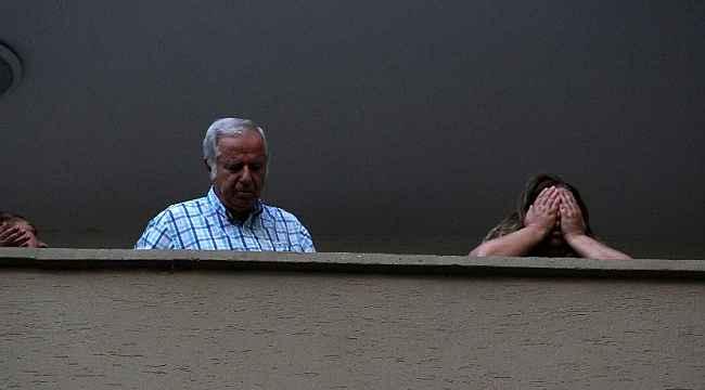 Komşularını ölü bulan vatandaşlar şok oldu
