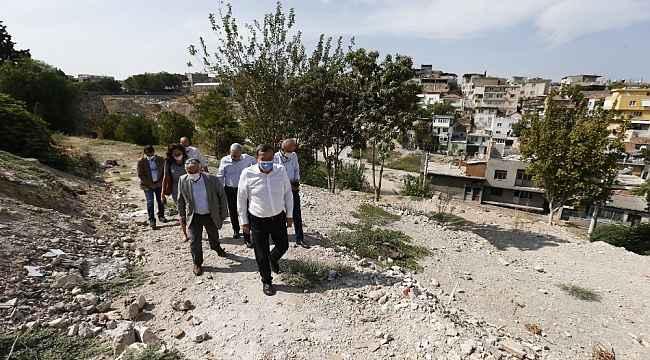 Konak'taki Ferahlı Mahallesi'nde cemevi projesi tamam
