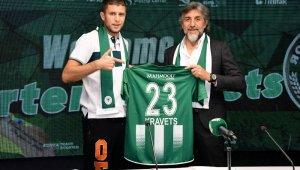 Konyaspor'da 3 imza birden