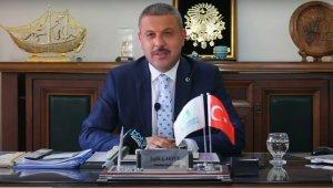 Korona virüsü yenen Boyabat Belediye Başkanı görevine başladı