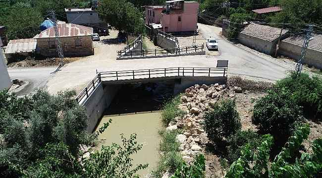 Kozan'da 7 yeni araç köprüsü yapıldı
