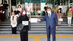 KTO Karataylı genç mimar ve iç mimarlar ödüllerini aldı
