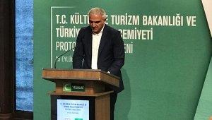 Kültür ve Turizm Bakanlığı ile Yeşilay, bağımlılıkla mücadele iş birliği protokolü imzaladı