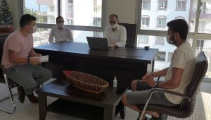 Kuşadası Ticaret Odası'nda KOSGEB için bilgilendirme yapıldı