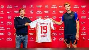 Leipzig ile sözleşme imzalayan Sörloth: