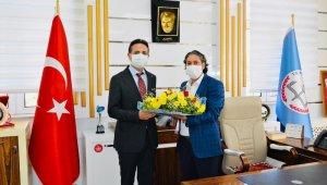 Malatya Milli Eğitim Müdürlüğü'nde devir-teslim töreni