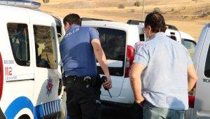 Malatya'da otodan hırsızlığa 5 tutuklama