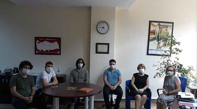 Maltepe Üniversitesi öğrencileri Sürü İHA Simülasyon Yarışmasında finale yükseldi