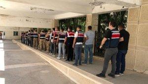 Mardin'de fuhuş operasyonu: 47 gözaltı